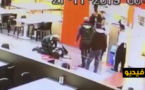 شاهدوا.. شرطي اسباني ينقذ مهاجرة مغربية بلعت لسانها من موت محقق