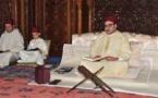 الملك محمد السادس يترأس حفلا دينيا بمناسبة ذكرى وفاة والده