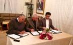 وزير الصحة والجامعي وبعيوي يوقعان اتفاقية شراكة لبناء مركز استشفائي جهوي جديد ومركز لتحاقن الدم بوجدة