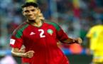 الدولي المغربي أشرف حكيمي أفضل لاعب إفريقي صاعد