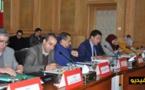 مجلس الشرق يصادق في دورة استثنائية على جملة من المشاريع موزعة على أقاليم الجهة
