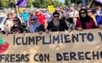 وزارة  العمل الإسبانية تطالب المزارعين الإسبان بتوفير الإيواء والتنقل المجاني لعاملات الفراولة