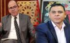بنشماش يهنئ رفيق مجعيط برئاسة جماعة الناظور ويتمنى ان يخدم هذا الفوز تطلعات ومطالب الساكنة