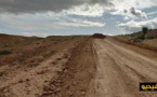 إصلاح طريق رابطة بين 5 دواوير ممتدة على مسافة 30 كلم نواحي الدريوش