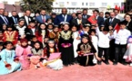 وزير التعليم يفتتح ويزور عددا من المؤسسات والمشاريع بجماعات إقليم الدريوش