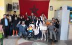 مؤسسة إجتماعية في زيارة لإقليم الدريوش استعدادا لمبادرة خيرية كبيرة