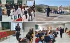 المنطقة الإقليمية للأمن الوطنية تؤطر في مدارس الناظور حملات للتحسيس بقواعد السير