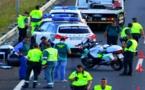 حادثة سير في إسبانيا تفضح عملية تهريب شحنة من الحشيش من شمال المغرب