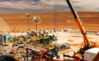 العملاق البريطاني يشرع في حفر آبار التنقيب عن الغاز بجرسيف