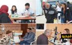 ساكنة داور ابوعلوتا بني سيدال لوطا تستفيد من قافلة طبية متعددة التخصصات