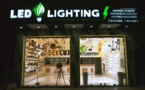 """شركة """" LED Lighting sarl"""" المتخصصة في استيراد وتوزيع المواد الكهربائية تفتتح مقرا جديدا لها بالناظور."""