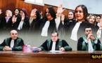 """المحامون المتدربون يؤدون """"اليمين"""" بحضور أسرة القضاء والمحاماة بالناظور"""