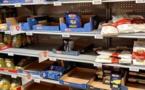 """الخوف من إنتشار فيروس """"كورونا"""" في بلجيكا يدفع المواطنين الى تخرين الأغذية"""