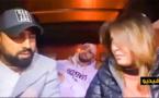 الكوميدي بوزيان يضع الفنانة صابرينا في موقف هزلي ستُجاريه بمقطع غنائي ساخر