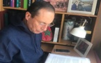 وزير أعمارة المصاب  بكورونا يؤكد من داخل بيته بأن حالته الصحية مطمئنة