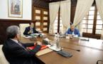 كورونا فيروس..  المجلس الحكومي يعقد إجتماعه بمسافة أمان