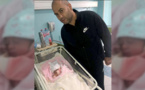 تهنئة بمناسبة إزدياد المولودة للأستاذ هشام الفايدة
