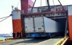 """مثير.. برلماني مغربي يصل الناظور """"حراكاً"""" على متن ناقلة للبضائع بعدما اُحتجز في إسبانيا بسبب كورونا"""