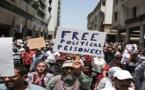 محامو المغرب يطالبون بتخفيف الاكتظاظ بالسجون والإفراج عن معتقلي الريف