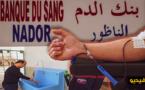 رئيس مصلحة بنك الدم بالناظور يقرب المواطنين من طريقة التبرع في ظل حالة الطورائ الصحية