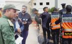 شاهدوا.. إزالة سوق إشوماي بسبب الإكتظاظ الذي يعرفه وعدم إحترام حالة الطوارئ الصحية