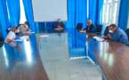 جماعة آيت يوسف وعلي بشراكة مع كلية العلوم والتقنيات بالحسيمة يشرعون في تحضير مواد التعقيم لساكنة الإقليم