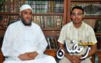 """ذ. عبد القادر شوعة يجيب على أسئلة الحلقة الأولى من برنامج """"حديث رمضان"""""""