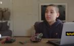وائل.. يافعٌ مغربي بهولندا يبتكر جهازًا يساعد على احترام مسافة 1.5 متر لوقف انتشار الجائحة