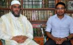 ذ. عبد القادر شوعة يجيب على أسئلة زكاة الفطر ضمن برنامج حديث رمضان