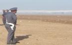 إعتقال ثلاث شابات من الناظور نزلن للإستجمام بشاطئ أركمان رغم قرار منع السباحة