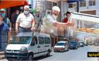 السلطات تحث المواطنين والتجار بالناظور على الإستمرار في إحترام حالة الطوارئ