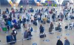 بالصور.. 816 شخصا يغادرون المغرب الى فرنسا عبر رحلات جوية
