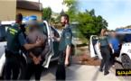شاهدوا.. إعتقال مالكي ضيعات فلاحية بإسبانيا كانوا يُشغلون مهاجرين بدون أوراق إقامة