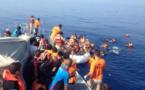 الحرس الإسباني ينقذ 38 شخصا على متن أربعة قوارب انطلقت من شواطئ الريف