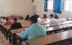 مديرة التعليم تشرف على انطلاق امتحانات البكالوريا في ظروف خاصة بعيدا عن أعين الصحافة