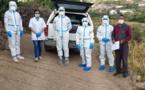 125 بجهة الحسيمة طنجة.. توزيع الإصابات الجديدة بفيروس كورونا بحسب الجهات