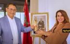 منظمة الأمم المتحدة للفنون UNARTS تمنح الدكتور محمد بودرا جائزة الأب القدوة لسنة 2020