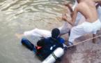 """مصرع شاب غرقا في شاطئ """"بوقانا"""" بين أيادي شقيقه"""