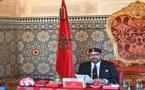 الملك يسأل وزير الصحة عن الوضعية الوبائية للمملكة ويعين عددا من السفراء