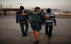 الحرس المدني الإسباني يوقف 31 مهاجرا  بعد وصولهم الى قاديس على متن زورقين