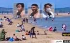 شاهدوا.. روبرتاج خاص حول أول شاطئ إصطناعي بالمغرب ببحيرة مارتشيكا