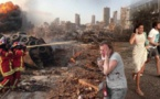 انفجار بيروت.. 135 قتيلا وأكثر من 5 آلاف جريح و300 ألف بدون مأوى