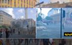 لبنان.. مواجهات بين المتظاهرين والأمن في إحتجاجات تطالب بمحاسبة المسؤولين عن انفجار بيروت