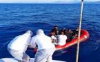 بينهم مغاربة.. اليونان تعلن عن إصابة مجموعة من المهاجرين غير الشرعيين بفيروس كورونا