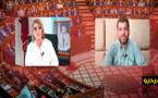 البرلمانيين أحكيم والطاهري يبرزان أهم قضايا الجالية المغربية التي تم طرحها بالبرلمان