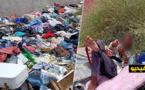 مشردون يحولون من مكان يتخذونه مأوى لهم وسط حي لعراصي إلى مرتع للنفايات وتعاطي المخدرات