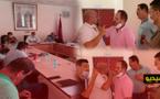 منع مواطنين من حضور أشغال دورة جماعة بوعرك يدفع توحتوح إلى رفعها والسلطات تتدخل