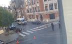 طلقات نارية تهز ضواحي بروكسل