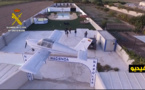 """شاهدوا.. تفكيك منظمة لتهريب المخدرات زعيمها يملك طائرة """"بابلو إسكوبار"""" في إسبانيا"""
