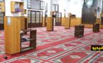 إقبال ضعيف على أداء صلاة الجماعة بمساجد الناظور بسبب الإجراءات الوقائية الصارمة